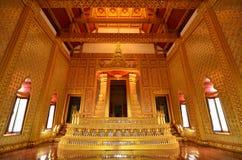 Castillo de la edad avanzada en Tailandia fotos de archivo