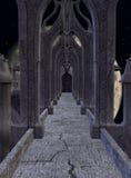 Castillo de la fantasía Imagen de archivo libre de regalías