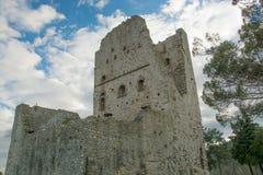 Castillo de la fortaleza Fotografía de archivo libre de regalías