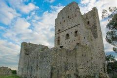 Castillo de la fortaleza Fotos de archivo libres de regalías