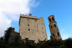 Castillo de la lisonja imagenes de archivo
