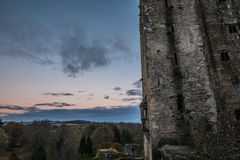 Castillo de la lisonja Foto de archivo