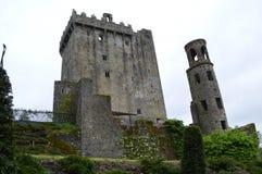 Castillo de la lisonja, corcho del condado, Irlanda fotografía de archivo