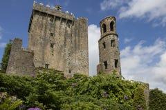 Castillo de la lisonja - corcho - Irlanda Fotos de archivo libres de regalías