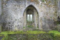 Castillo de la lisonja, Irlanda imágenes de archivo libres de regalías