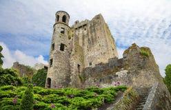 Castillo de la lisonja, Irlanda Fotos de archivo