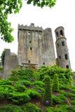 Castillo de la lisonja, Irlanda Fotos de archivo libres de regalías