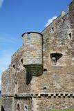 Castillo de la negrura foto de archivo