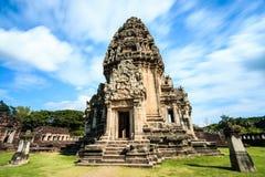 Castillo de la piedra de Phimai Fotografía de archivo libre de regalías