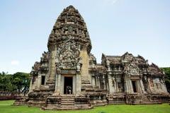 Castillo de la piedra de Phimai Fotografía de archivo