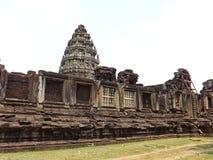 Castillo de la piedra de Phimai Imagen de archivo libre de regalías