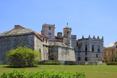 Castillo de la Real Fuerza Stock Photography