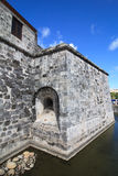 Castillo de la Real Fuerza. Royalty Free Stock Photos