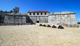 Castillo de la Real Fuerza. Stock Photography