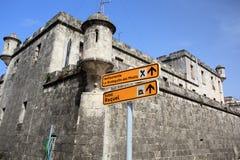 Castillo de la Real Fuerza Royalty Free Stock Photos