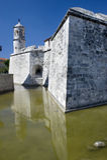 Castillo de la Real Fuerza - Havana, Cuba Royalty Free Stock Photography