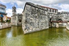 Castillo de la Real Fuerza - Havana, Cuba Royalty Free Stock Image