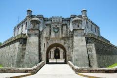 Castillo de la Real Fuerza - Old Havana - Cuba Stock Photo