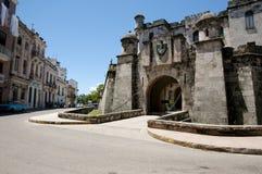 Castillo de la Real Fuerza - Old Havana - Cuba Stock Photos