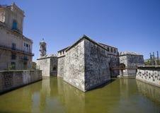 Castillo de la Verklig Fuerta Arkivbild