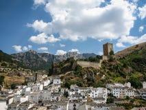 Castillo de la Yedra, Siera de Casorla, Andalusia, Spain Royalty Free Stock Photo