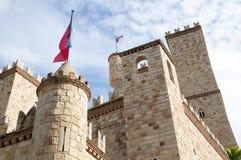 Castillo de Lamas, cerca a Tarapoto, Perú foto de archivo libre de regalías