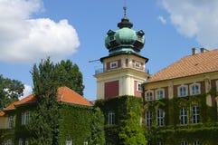 Castillo de Lancut - Polonia Imagen de archivo libre de regalías