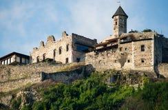 Castillo de Landskron Fotos de archivo libres de regalías