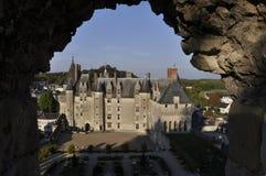 Castillo de Langeais Foto de archivo