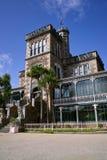 Castillo de Larnach imagen de archivo