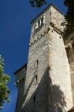 Castillo de las costuras de Menetou Fotografía de archivo