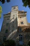 Castillo de las costuras de Menetou Imágenes de archivo libres de regalías