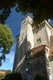 Castillo de las costuras de Menetou Foto de archivo