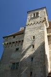 Castillo de las costuras de Menetou Imagen de archivo libre de regalías