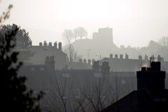 Castillo de Lewes Fotos de archivo libres de regalías