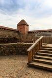 Castillo de Lida, Bielorrusia Foto de archivo libre de regalías