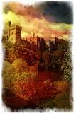 Castillo de Lismore Fotos de archivo libres de regalías