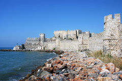 Castillo de los cruzados foto de archivo libre de regalías