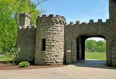 Castillo de los escuderos Imagen de archivo libre de regalías