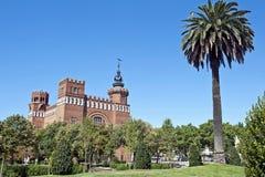 Castillo de los tres dragones Fotografía de archivo libre de regalías