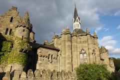 Castillo de Lowenburg fotos de archivo libres de regalías