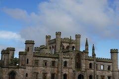 Castillo de Lowther Fotos de archivo libres de regalías