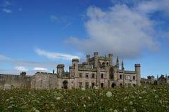 Castillo de Lowther Fotografía de archivo libre de regalías