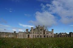 Castillo de Lowther Imagenes de archivo