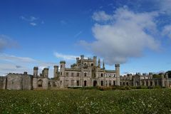 Castillo de Lowther Foto de archivo libre de regalías