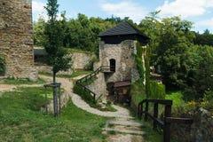 Castillo de Lukov imágenes de archivo libres de regalías