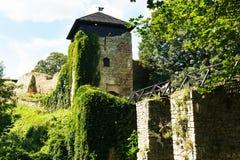 Castillo de Lukov imagen de archivo