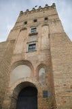 Castillo de Lutsk Castillo de Lubart en Ucrania foto de archivo libre de regalías