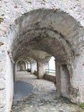 Castillo de Malaspina Fotos de archivo libres de regalías