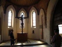 Castillo de Malbork Imagenes de archivo
